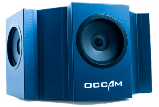 Omni 60 - Omnidirectional camera panoramic video