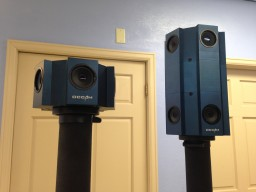 Omni Stereo – Omnidirectional camera, panoramic video and depth
